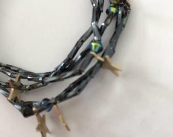 Starry Night Stretch Bracelet