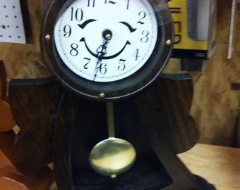 Handmade Boy Clock from the movie beauty and the beast with choice of color