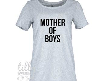 Mother Of Boys Women's T-Shirt