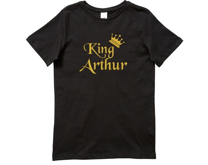 Personalised Boys T-Shirt With Childs Name