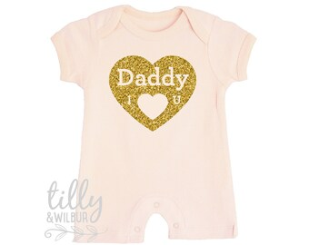 Father's Day Baby Bodysuit