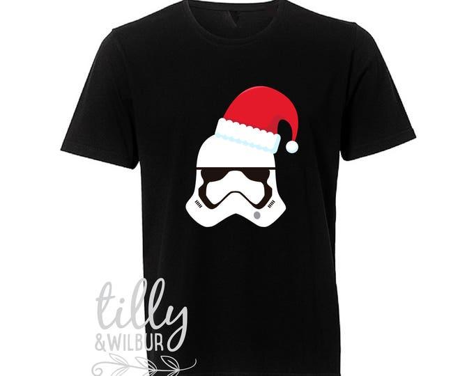 Star Wars Stormtrooper Christmas Men's T-Shirt