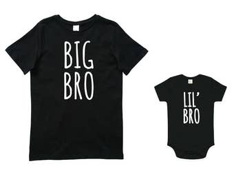 Big Bro Lil' Bro Set