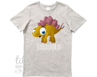 Dinosaur T-Shirt For Boys