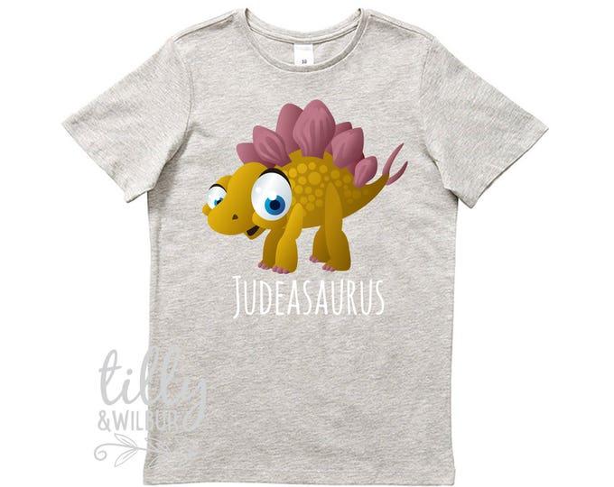 Dinosaur T-Shirt For Boys