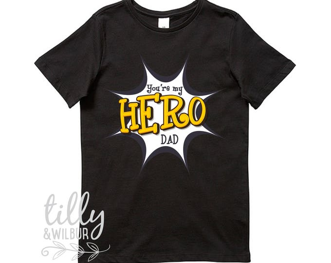 Father's Day T-Shirt For Boys