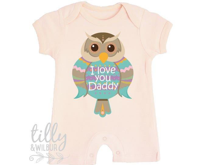 Father's Day Baby Bodysuit