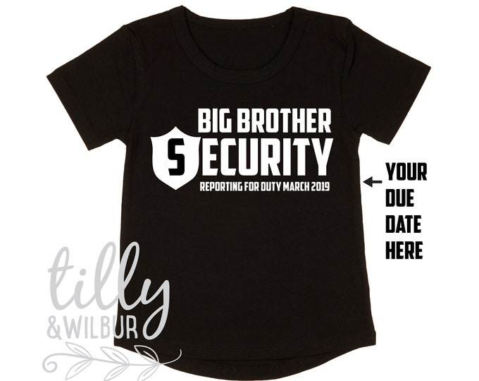 Big Brother Security Reporting For Duty