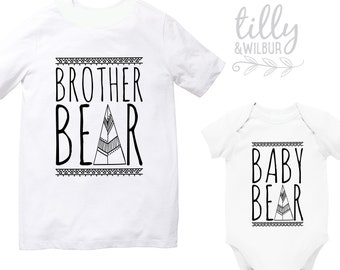 Brother Bear Baby Bear Set