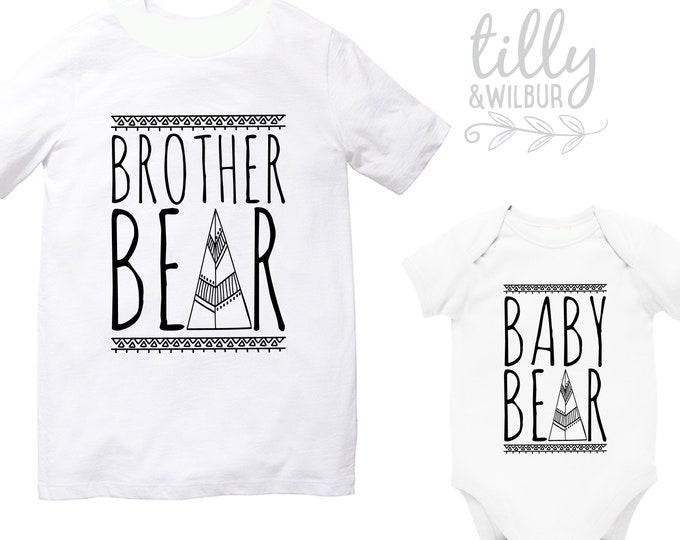 Brother Bear Baby Bear Set