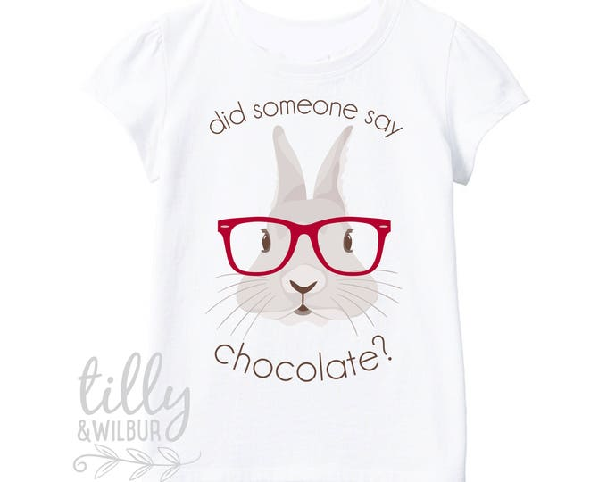 Easter T-Shirt For Girls