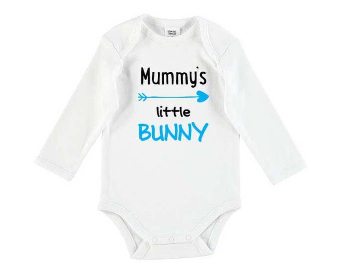 Mummy's Little Bunny Bodysuit