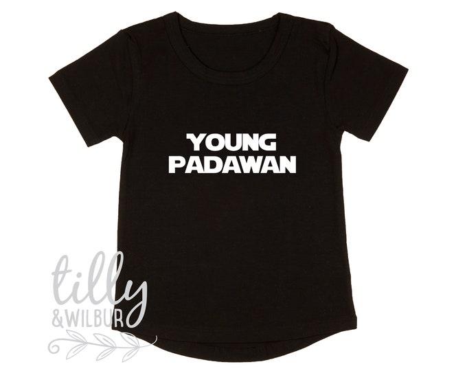 Young Padawan T-Shirt