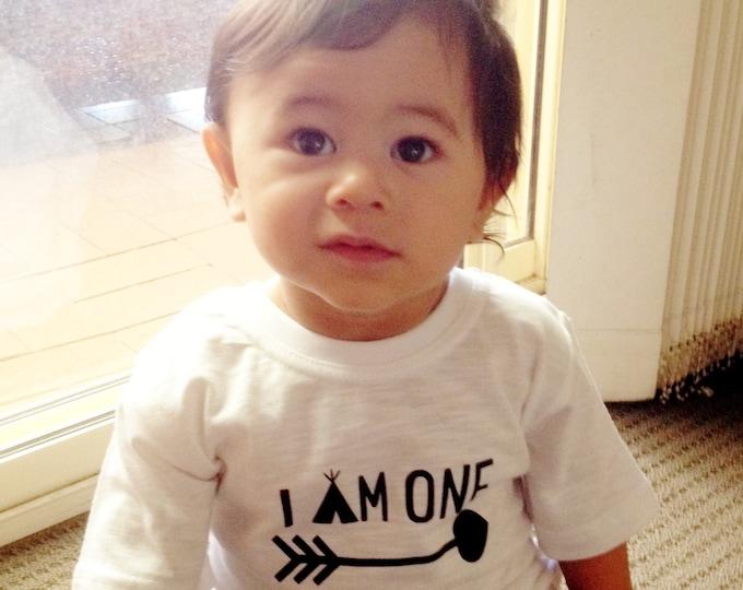 I Am One Boys T-Shirt