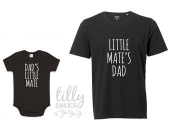 Father's Day Shirts, Father Son Matching Shirts