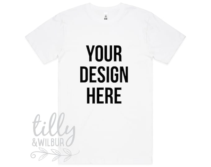 Your Design Here - add this to your cart and we will bring your idea to life