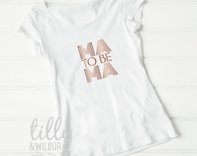 Mama To Be Women's T-Shirt
