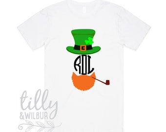May The Luck Of The Irish Be With You Mens T-Shirt