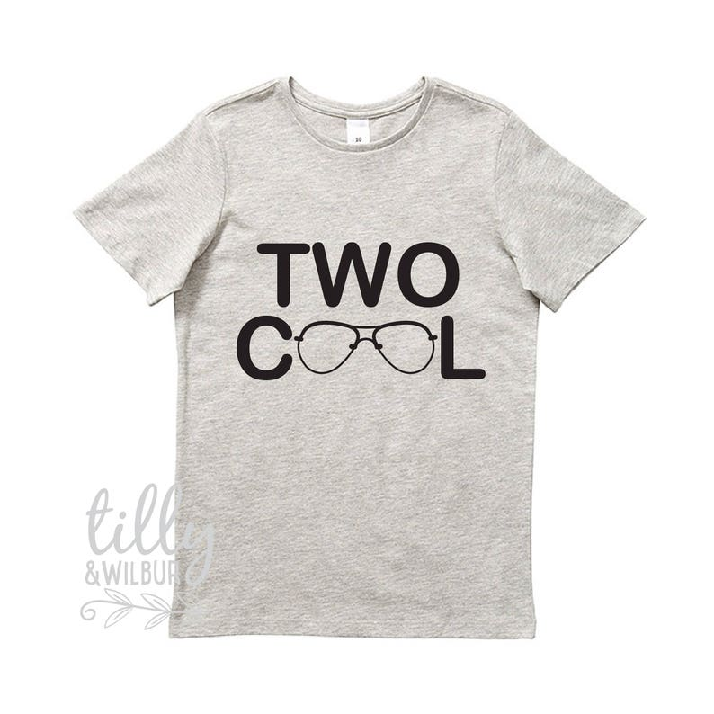 2nd Birthday Gift T-Shirt For 2 Year Old Boys 2 And Awesome Gift Ideas