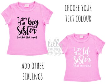 Big Sister Little Sister Set
