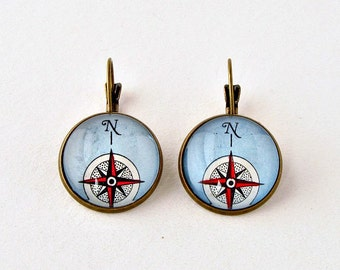 COMPASS ROSE JEWELRY