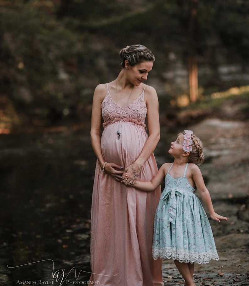 239d91030e5c8 Maternity Gown Baby Shower Dress Maternity Dress Photography | Etsy