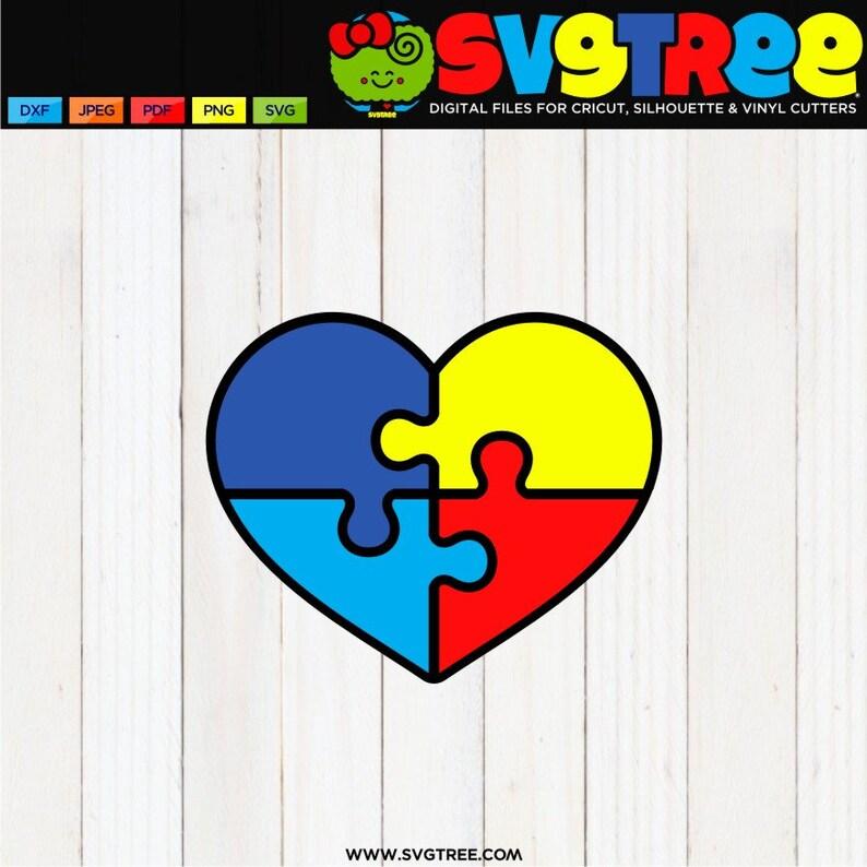 db48978b8 Autism SVG Autism Awareness SVG Autism Puzzle SVG Autism