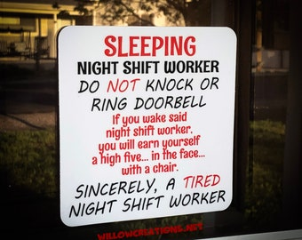 Night Shift Worker