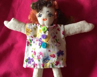 Mary Mary Rag doll