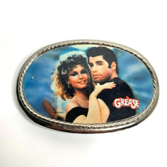 Vintage Belt Buckle Vintage Grease Film John Travo