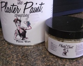 Plaster Paint Finishing Waxes, Aging Waxes and Glazes by the Plaster Paint Company * Chalk Paint