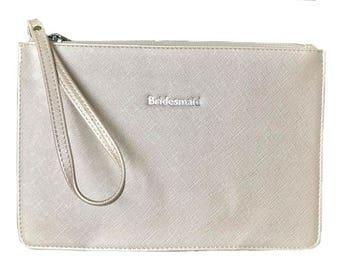 Bridesmaid Bag / Bridesmaid Purse /  Bridesmaid Clutch / Bridesmaid Handbag / Wedding Bag / Wedding Purse / Wedding Clutch / Bridal Bag