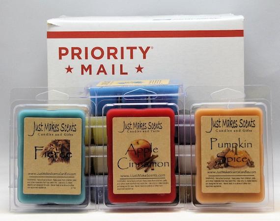 100/% Soy Wax Tarts 3.2 oz Highly Scented Free Shipping Jasmine Vanilla
