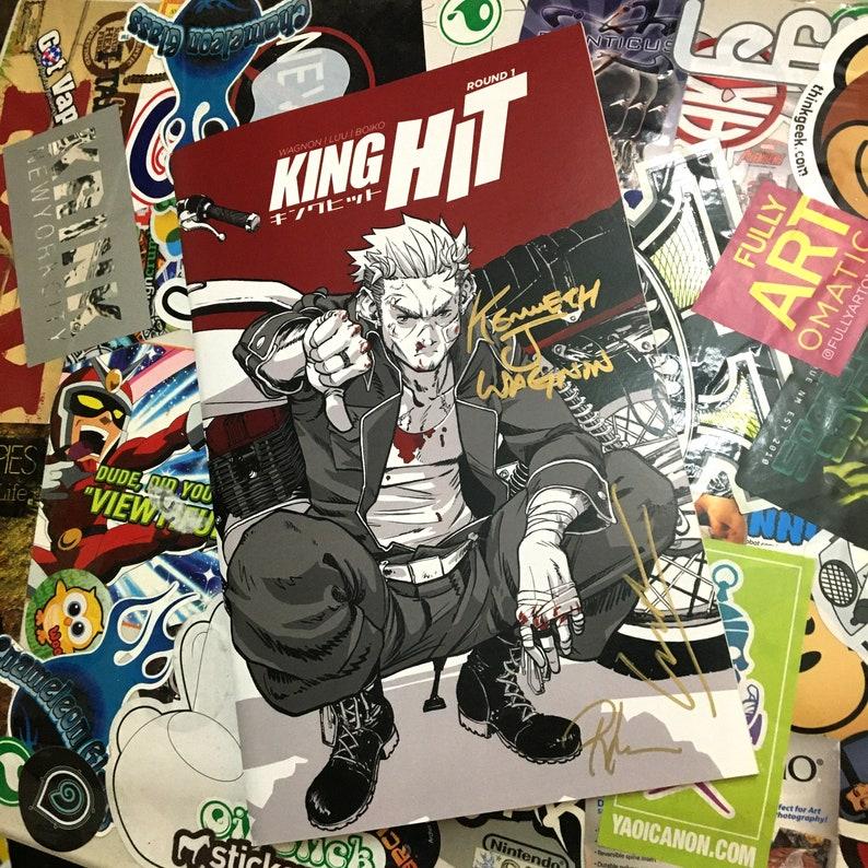 King HIT Round 1 Bundle image 0