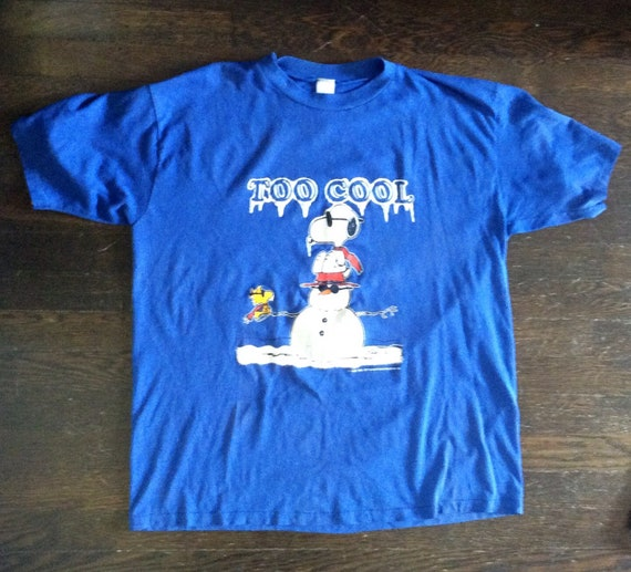 Vintage Snoopy Tee