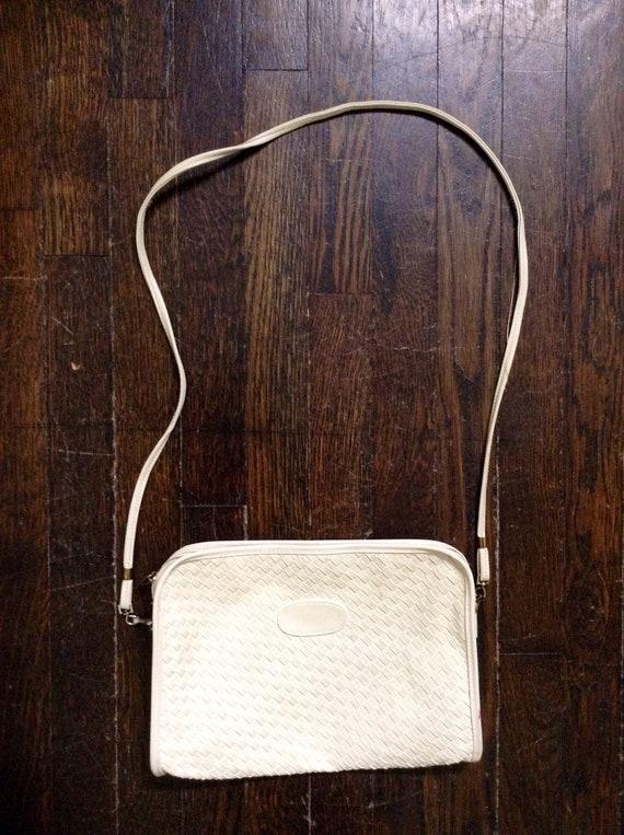 Vintage Off-White Purse