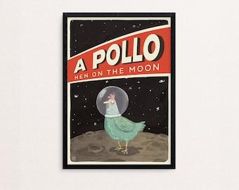 A POLLO | poster A3