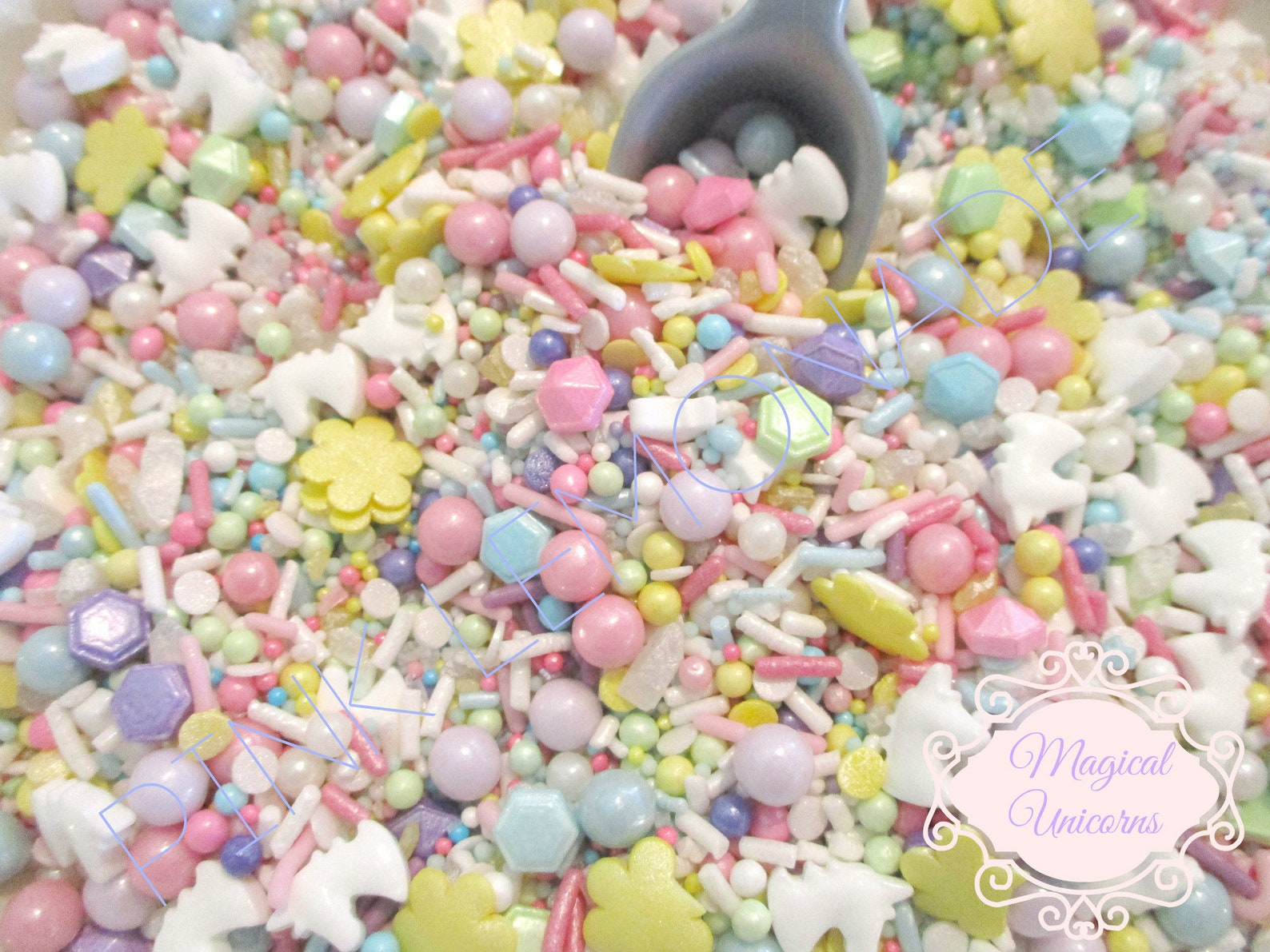 for your Cupcakes and Cake Pops Sprinkles 6 oz Strawberries Fiesta Rainbow Jimmies Mix Chocolate Dipped Pretzels Cookies