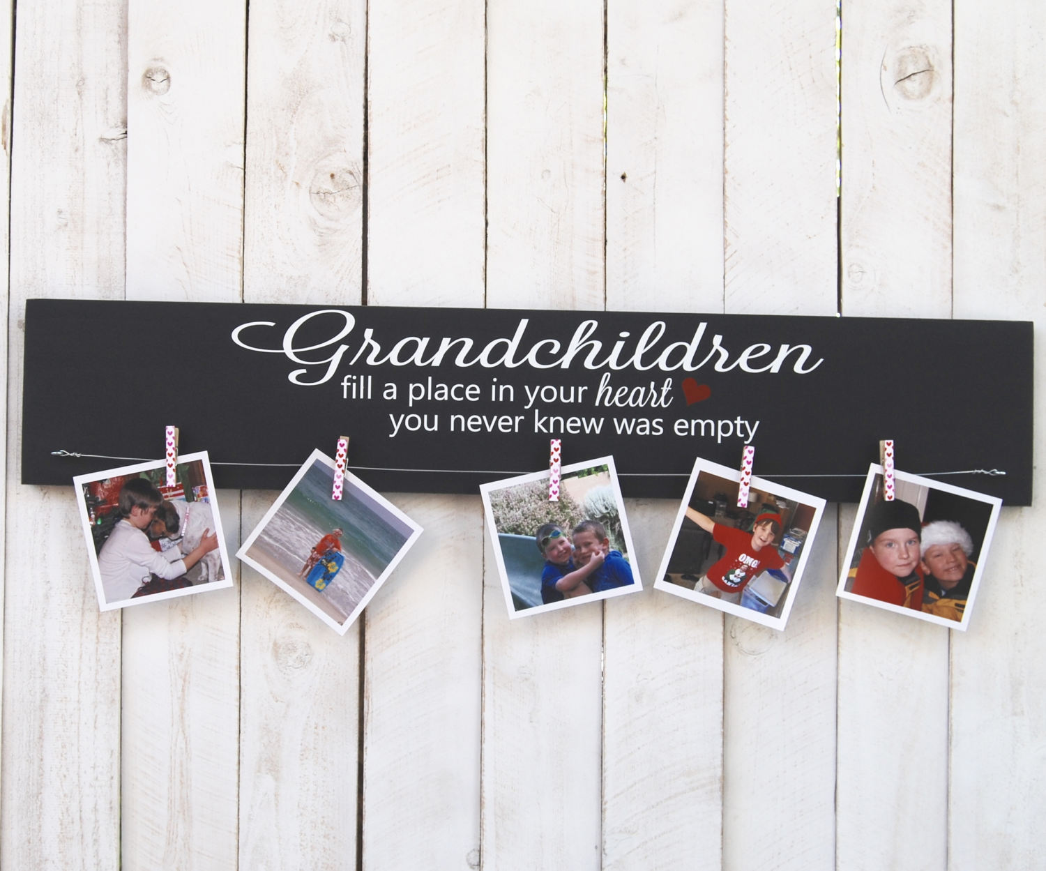 Grandchildren Photo Display, grandparent, grandchildren, grankids ...