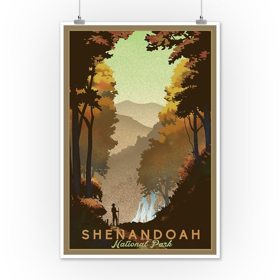 Large Letter Scenes Winter Park 24x36 Giclee Gallery Print, Wall Decor Travel Poster Colorado