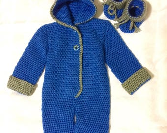 Newborn Boy Coming Home Outfit Winter Etsy