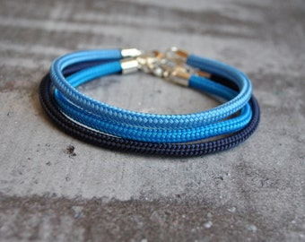 Set of 3 simple paracord bracelets | simple paracord bracelet | simple  bracelet | mens minimalist bracelet | pulsera hombre | armband