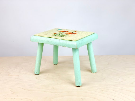 Pleasant Vintage Wooden Milking Stool Pabps2019 Chair Design Images Pabps2019Com