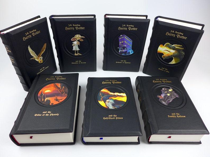 Harry Potter  J.K. Rowling  UK Collection 1-7  image 0