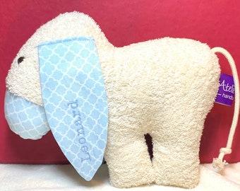 Donkey cream * Name pillow * Birth * Baptism