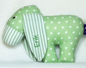 Donkey * name pillow * birth * baptism