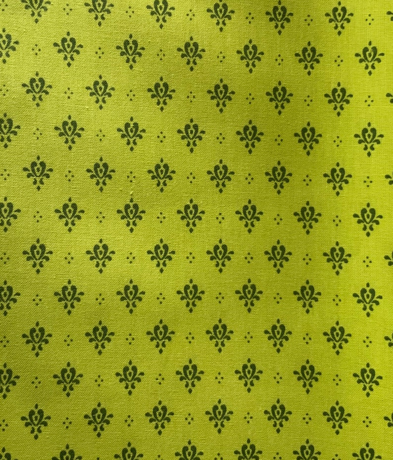 Fabric package cotton green image 1
