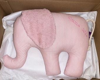 Elephant * name cushion * Birth * Baptism