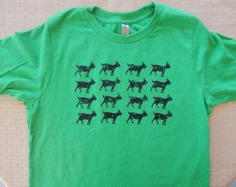 Goat Herd • Unisex Toddler T Shirt • Goat Design • Goat Love • Goats • Farm Life