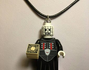 PINHEAD Lego Necklace